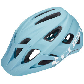 Cube Am Race Bike Helmet turquoise
